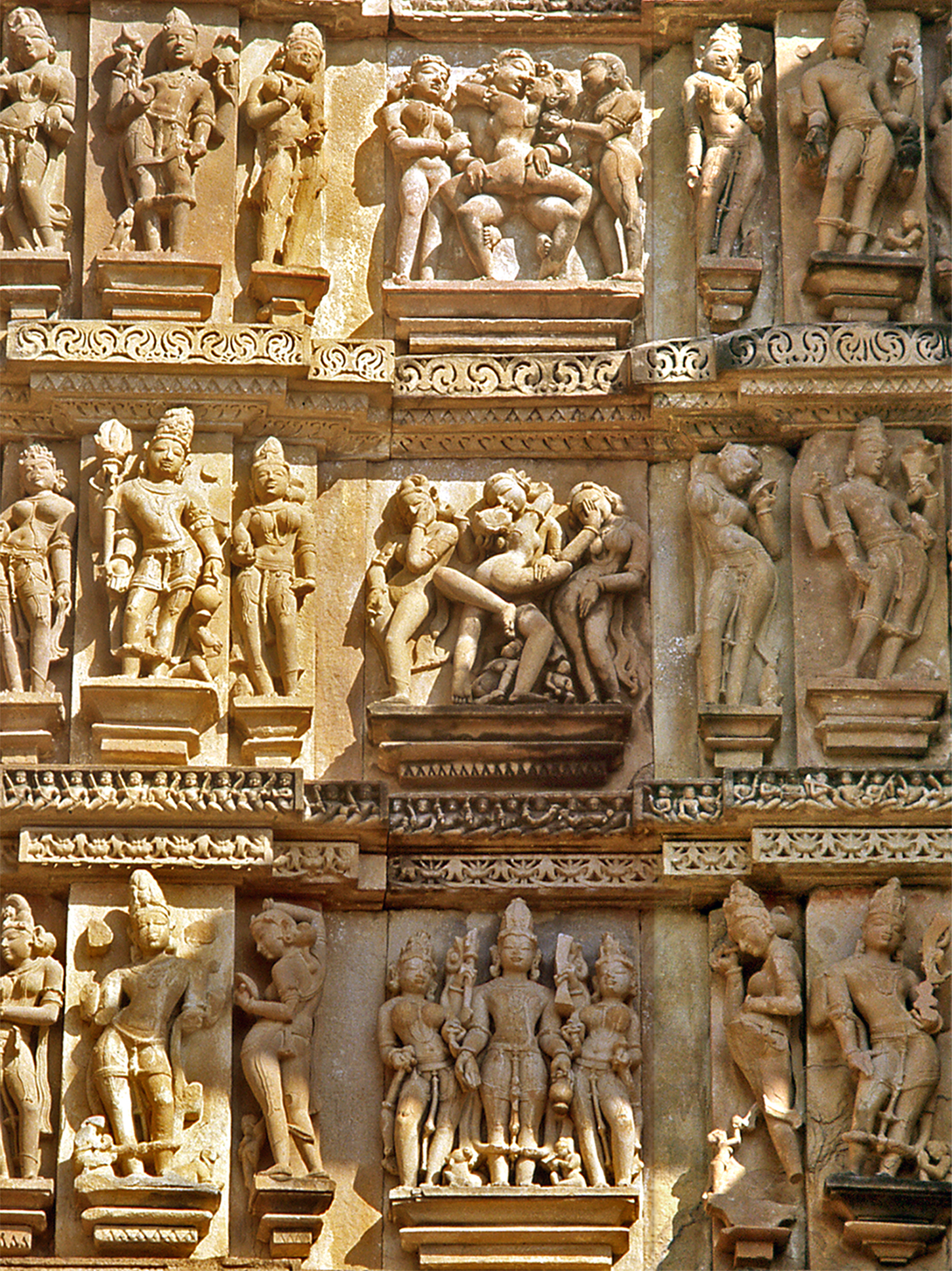 History Of Us Science Fiction And Fantasy Magazines To: The Temples Of Khajuraho